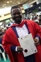 Congratulations to Dr Augustine Kutu