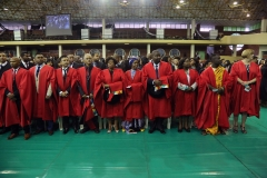 Halala to College of Law and Management Studies Doctoral graduates