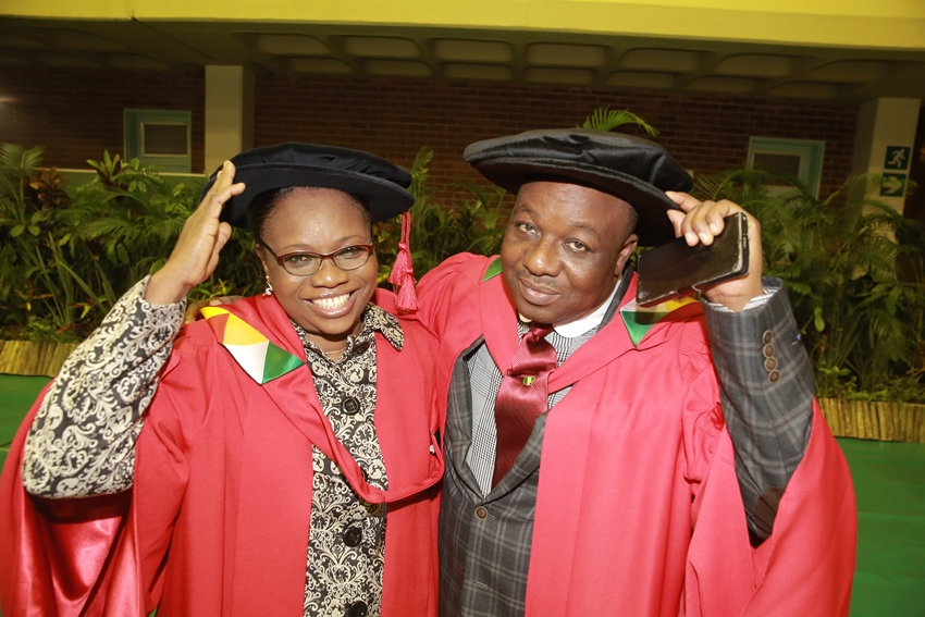 PhDs_for_husband_and_wife_team_-_Drs_Ethel_and_Isaac_Abel