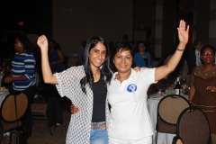 Ms Kriyanka Moodley and Ms Dianne Muthen