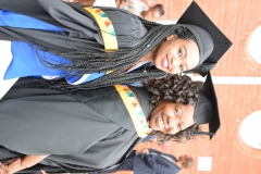 Ms Thobile Mshengu with her Daughter