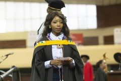 Master of Commerce in Leaderhip Studies for Ms Millicent Mncube