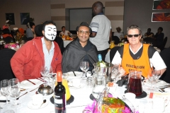 V_is_for_Vendetta_for_Ushn_Reddy_Ashwin_Singh_is_looking_dark_and_mysterious_in_black_and_Mike_Morrum_was_on_standby_incase_the_party_got_out_of_control