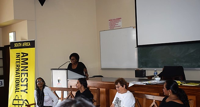 UKZN Chapter of Amnesty International Relaunched