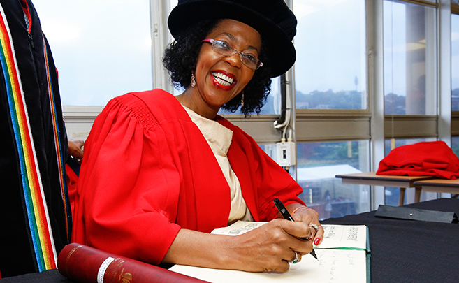 Honorary Doctorate for High Profile SA Entrepreneur
