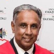 Professor Kriben Pillay
